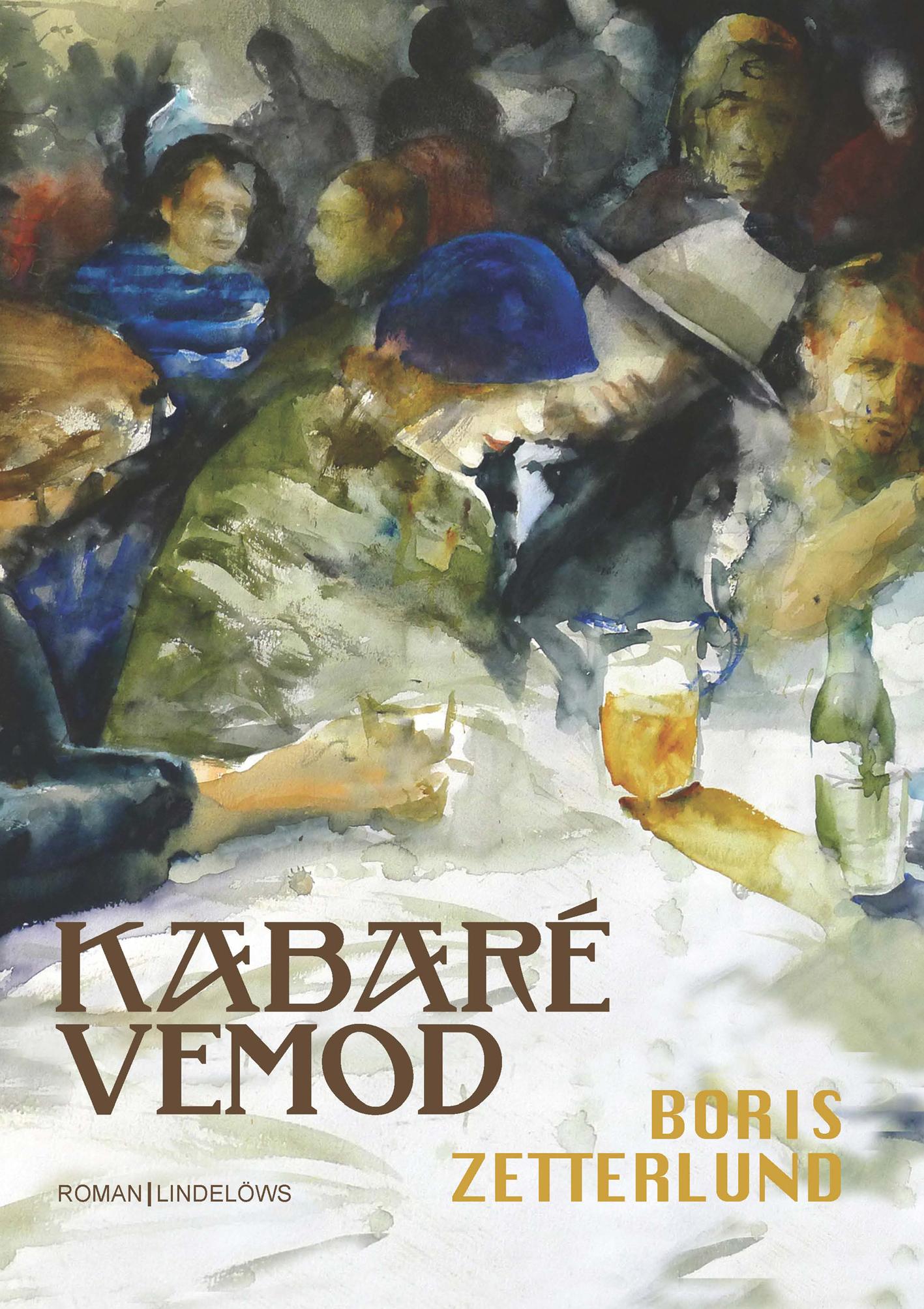 Kabaré Vemod av Boris Zetterlund